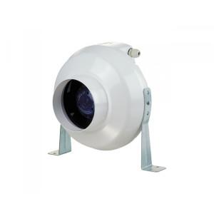 Kunststof buisventilator BK125 355m3/h Ø 125mm