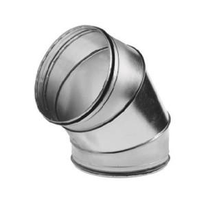 Spiro bocht 60 graden Ø 315mm (SAFE)