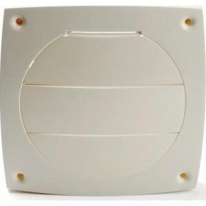 Buitenrooster voor raam- wandventilator LHV 160