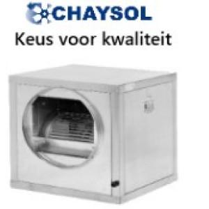 Chaysol Compacta 6000m3/h UPE 12/12 CM/AL 400V