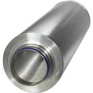 Geluiddemper voor spirobuis Ø 160mm L 1000mm ( Ruck )
