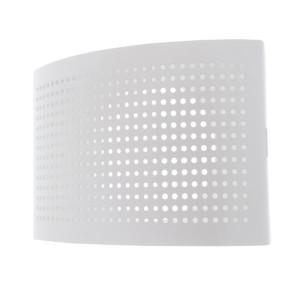 Stille luchttoevoerventiel wit diameter 125