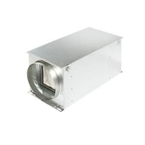 Filterbox FT 125 diameter 125mm voor Zakkenfilters