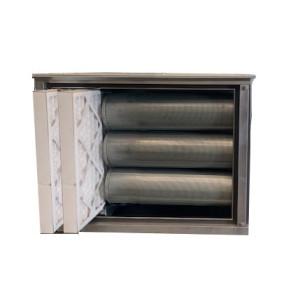 Geurfilterkast zonder motor | 8 koolstoffilters