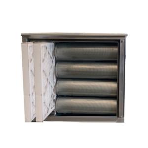 Geurfilterkast zonder motor | 12 koolstoffilters