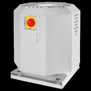 Dakventilator DVN 1990 m³/h tot 120°C -