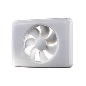 Intellivent | Badkamerventilator met alle functies | Ø 100- & 125mm