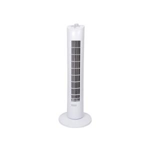 Kolomventilator - 3 snelheden - zwenkfunctie - 60 W