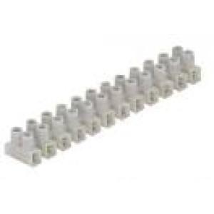 kroonsteen 10 mm lengte en kern 5 mm. per strip