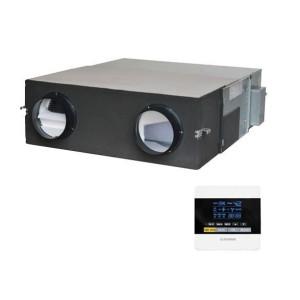 Kruisstroomwisselaar SAF1000E7 700 / 1000 m3/h