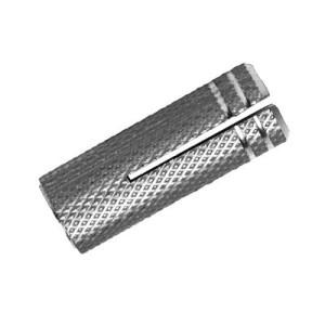 Messing plug M6 x 22mm (50 stuks)