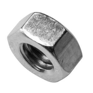 moer Zeskant M8 DIN 934 (100 Stuks)