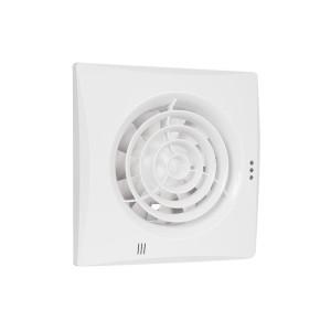 Badkamer/Toiletventilator Silencio 125 + Timer