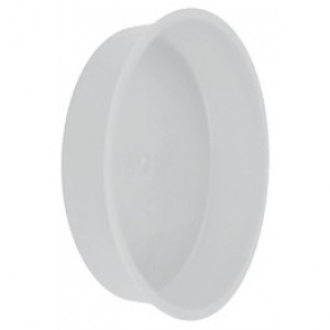 PVC Deksel Ø125mm