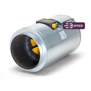 Q-Max Buisventilator 315 / 3015m3/h Ø 315mm
