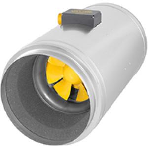 Q-Max Buisventilator EC 355 / 4800m3/h Ø 355mm