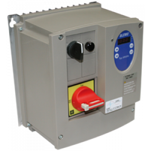 Frequentie-omvormer 0 - 400 V 3~ / 9,5 A / FU 40 04