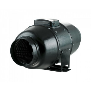 Stille Buisventilator S-vent silent M100 170/240m3/h Ø 100mm