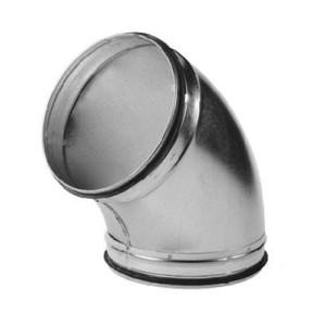 Spiro bocht 60 graden Ø 150mm (SAFE)