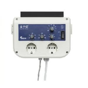 Sms com Klimaatcontroller SPC 16A Mk2 EU