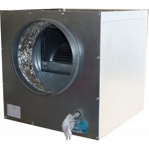 Spirototaal.nl Soft box ventilator 250m3
