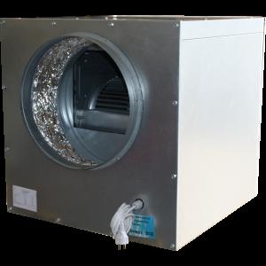 Spirototaal.nl Soft box ventilator 1500m3