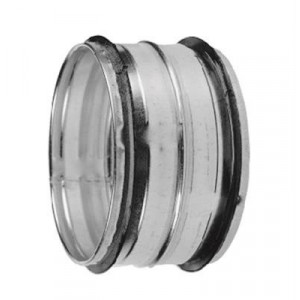 Verbindingsstuk V voor spirobuis  160mm (Safe)
