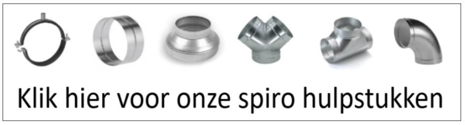 spirobuis hulpstukken